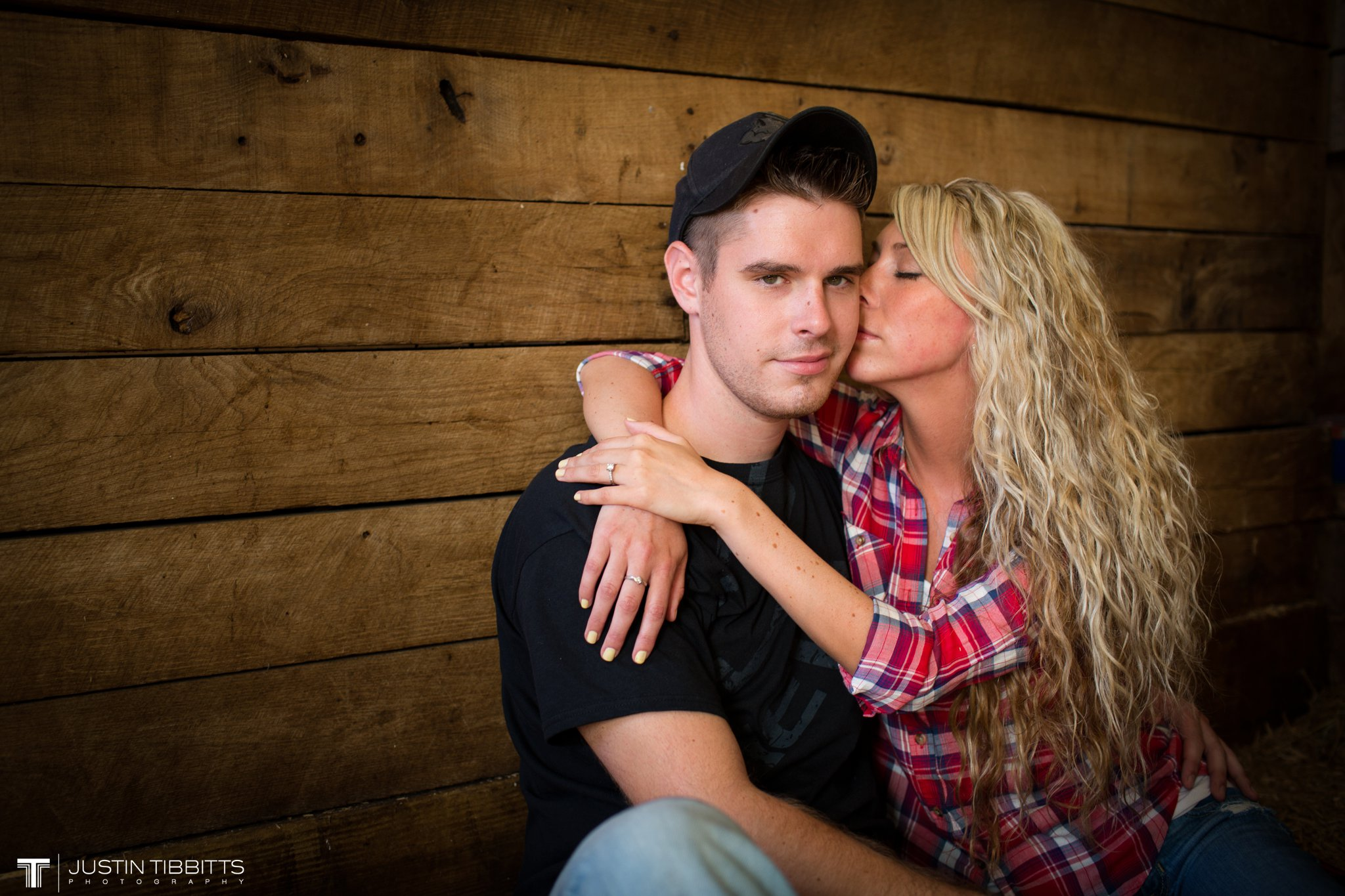 Justin Tibbitts Photography Tim and Taylor's Chatham New York Engagement Photo Shoot Albany Wedding Photography_0004