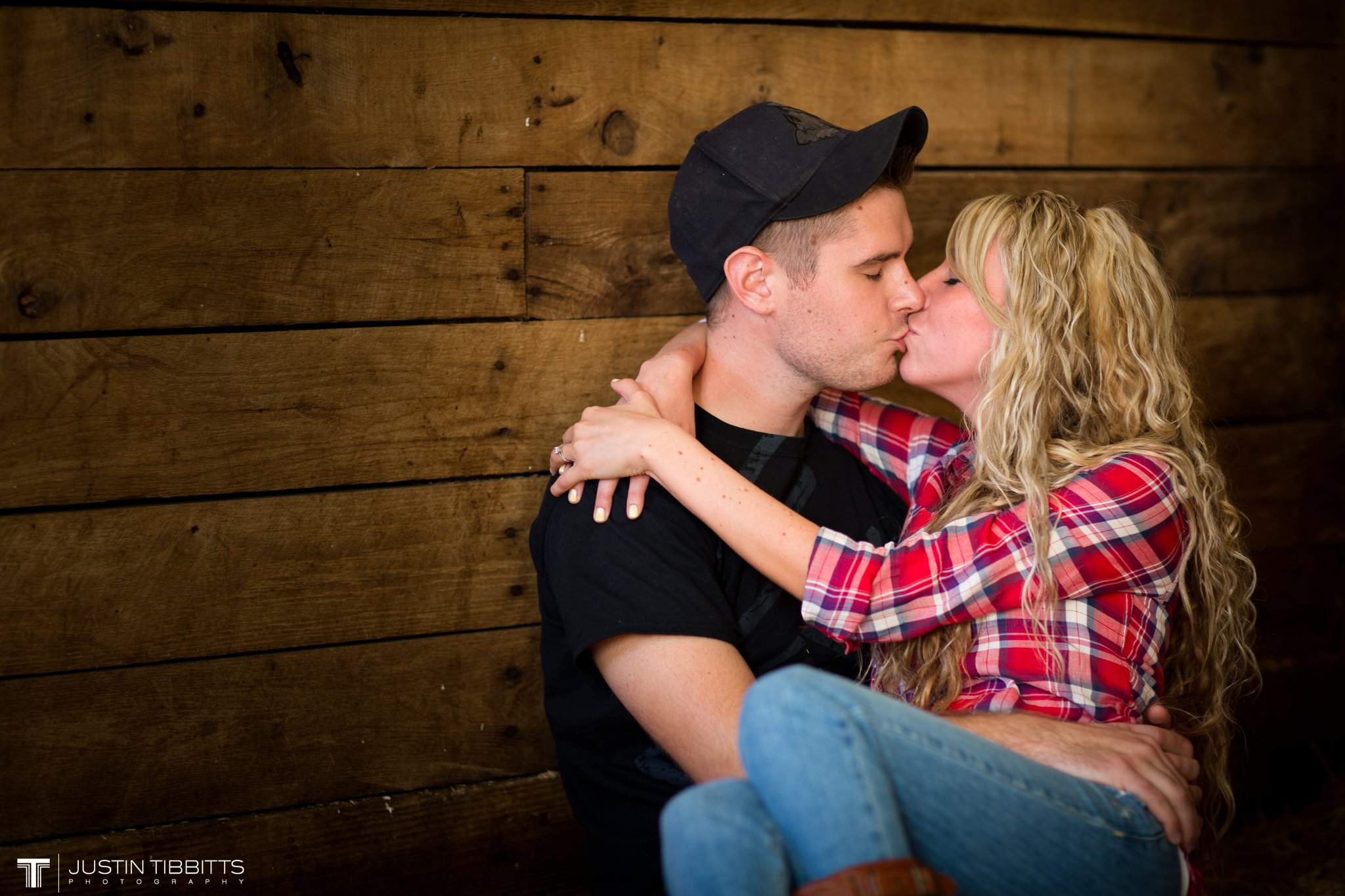 Justin Tibbitts Photography Tim and Taylor's Chatham New York Engagement Photo Shoot Albany Wedding Photography_0006