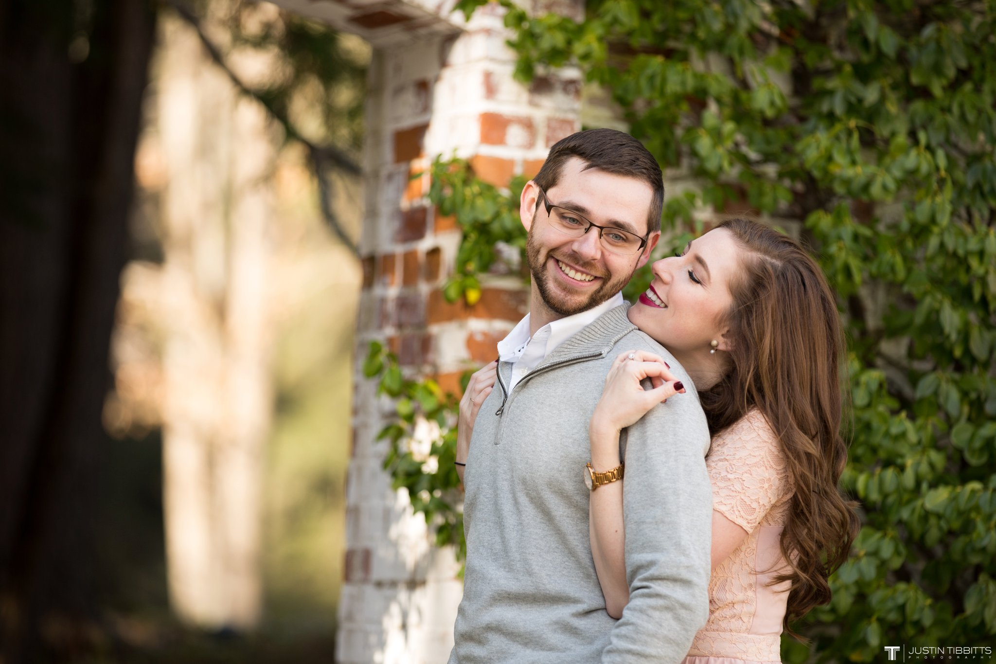 Amber and Zack's Engagement Shoot at The Mount, Lenox MA_0003