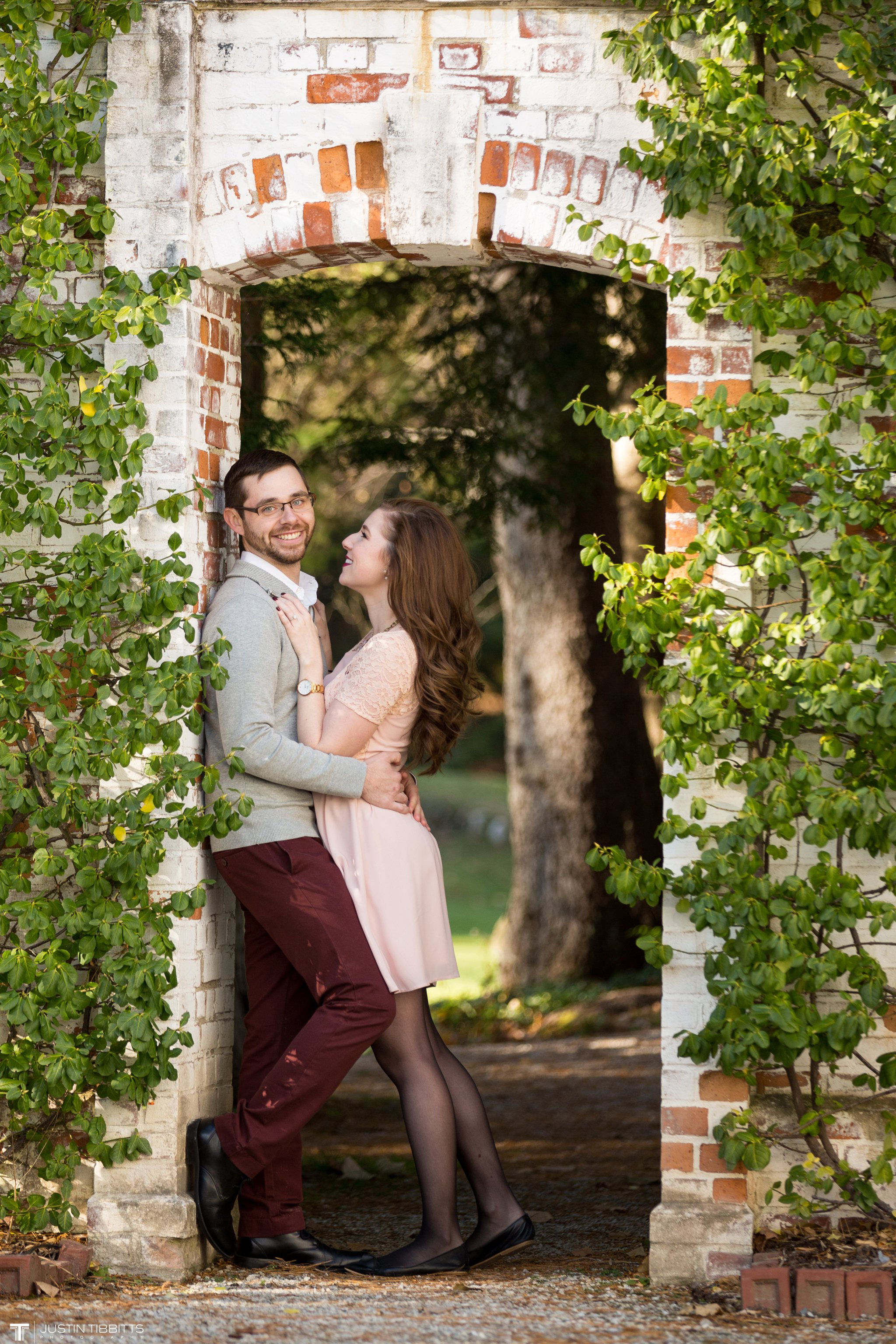 Amber and Zack's Engagement Shoot at The Mount, Lenox MA_0008