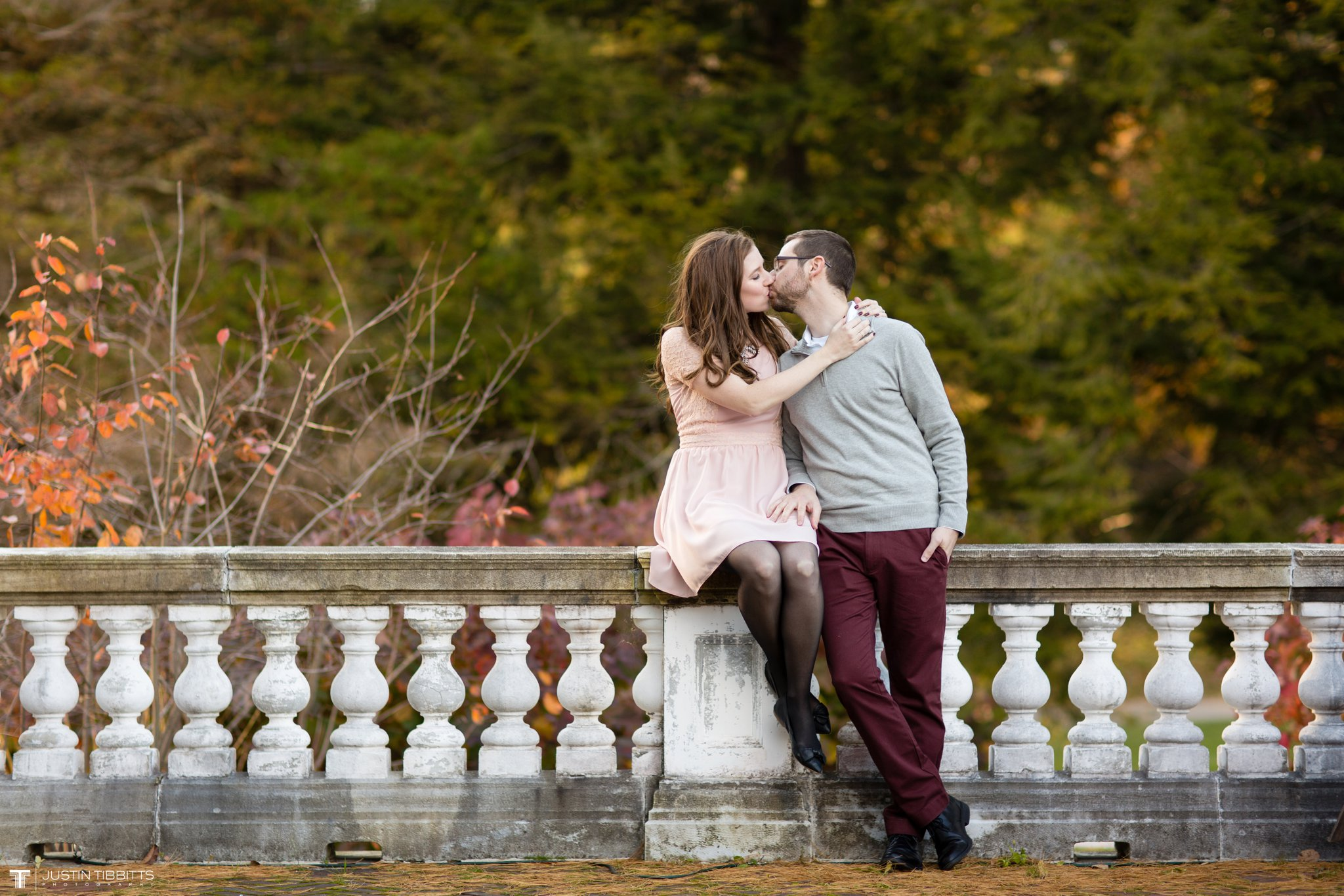 Amber and Zack's Engagement Shoot at The Mount, Lenox MA_0019