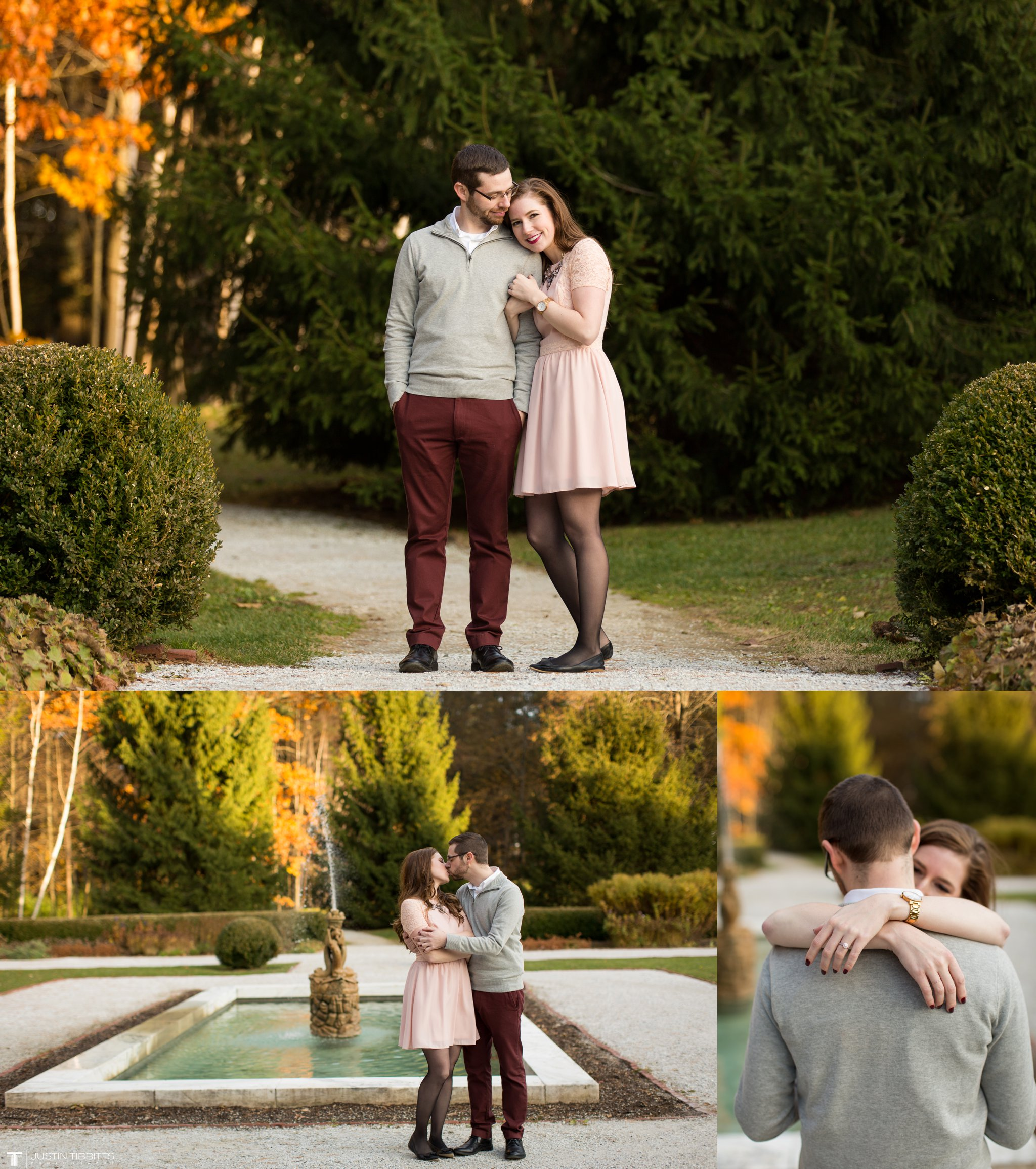 Amber and Zack's Engagement Shoot at The Mount, Lenox MA_0040