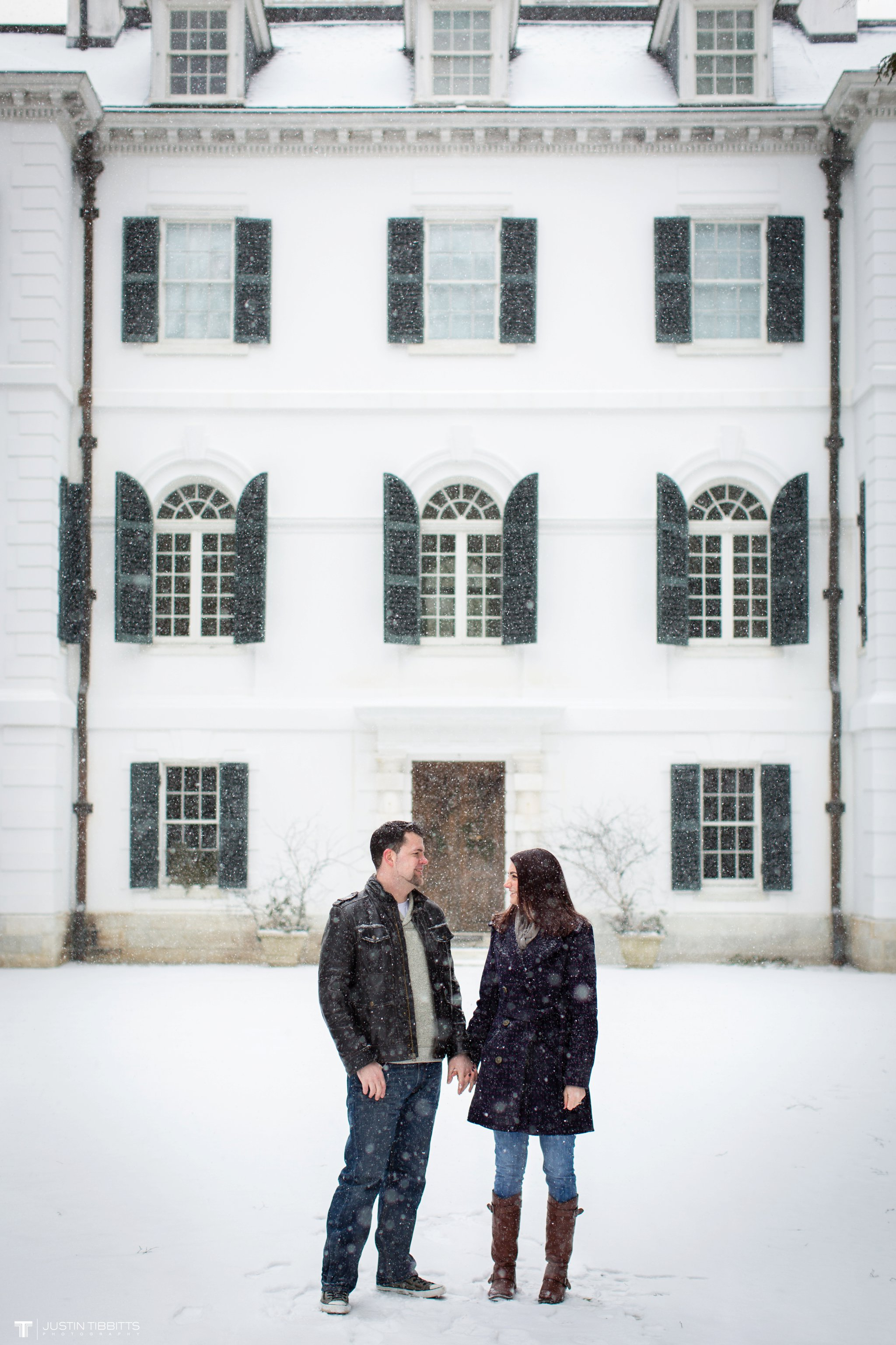 Lauren and Jordan's Engagement Photos at The Mount, Lenox,MA_0001