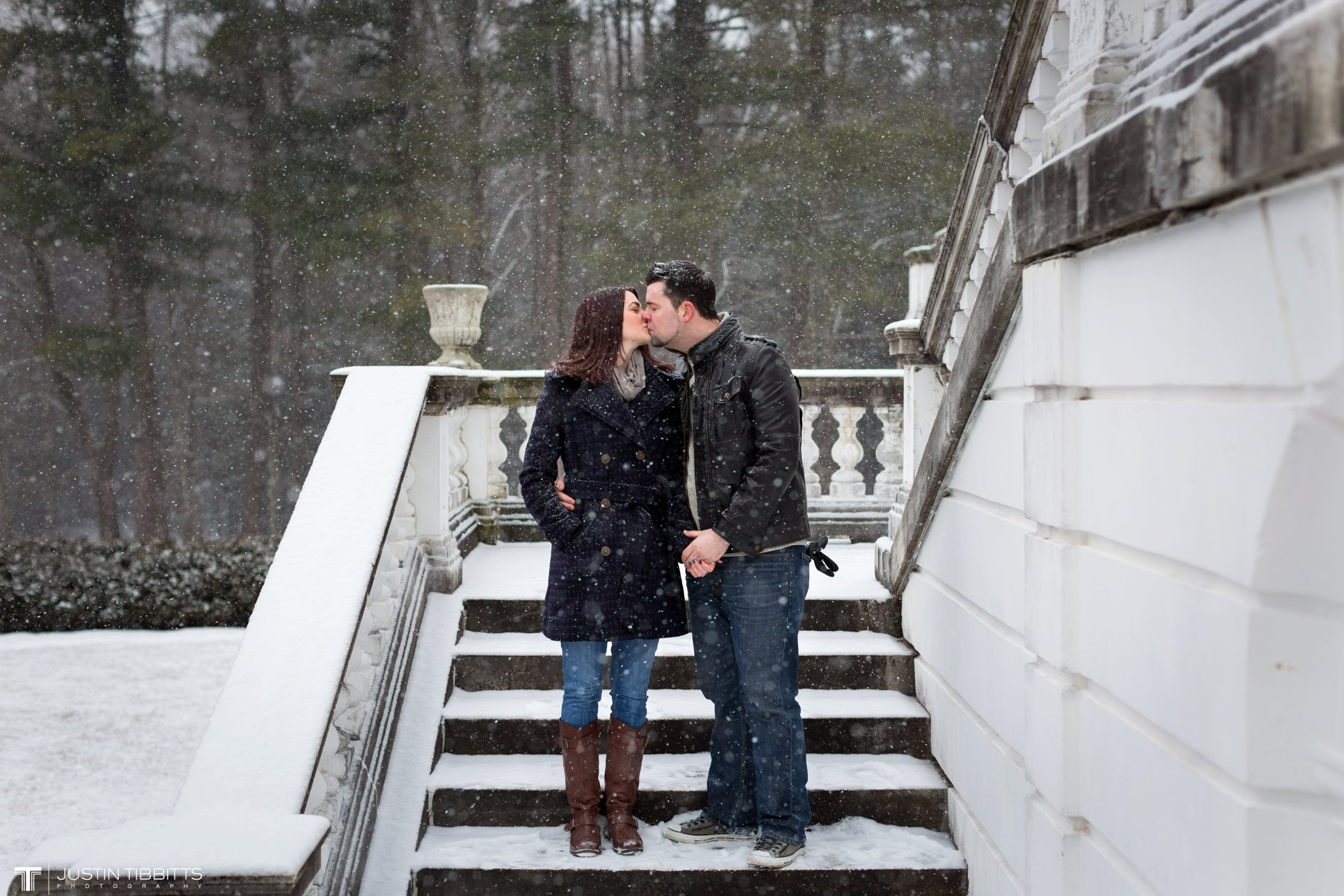 Lauren and Jordan's Engagement Photos at The Mount, Lenox,MA_0002
