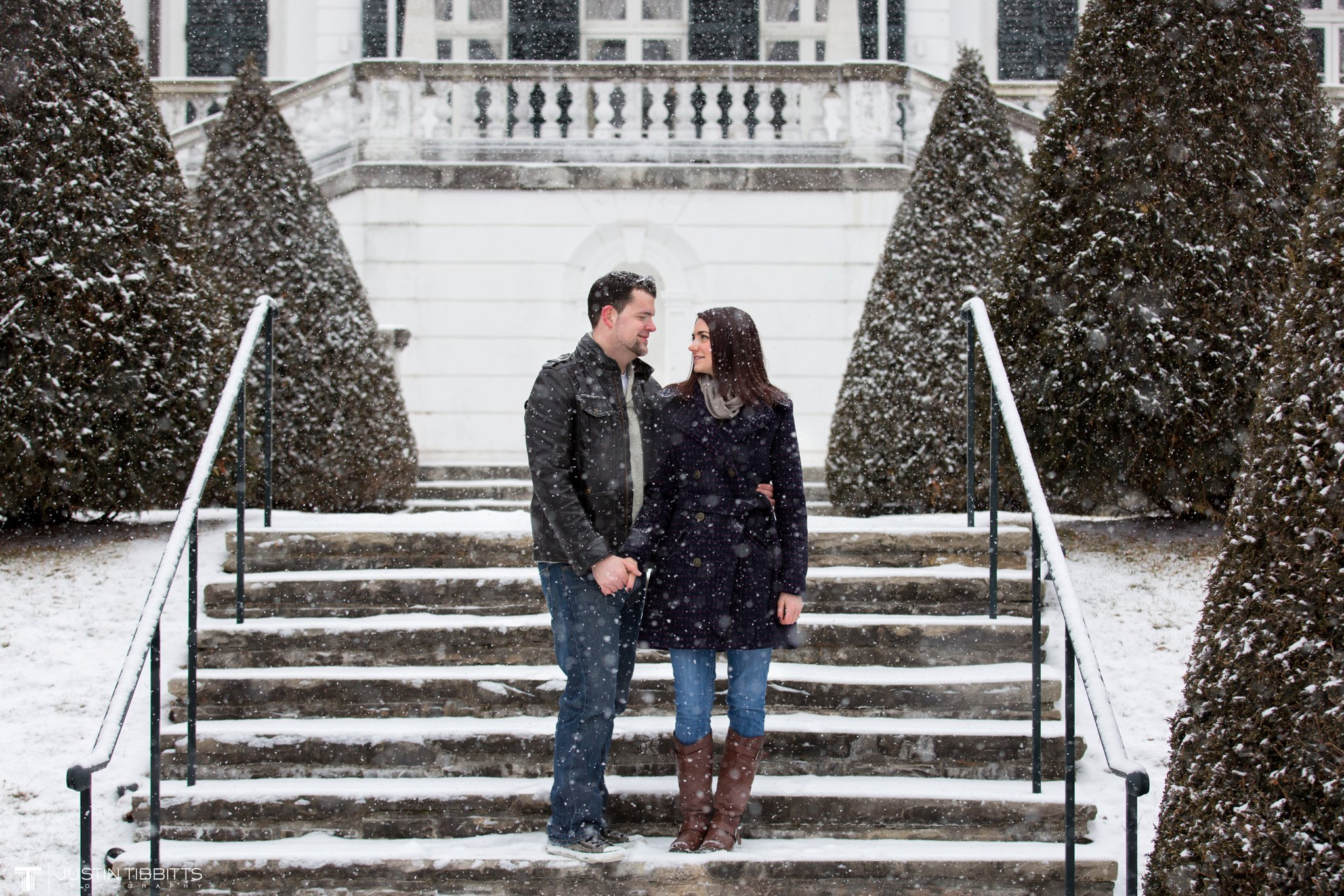 Lauren and Jordan's Engagement Photos at The Mount, Lenox,MA_0003