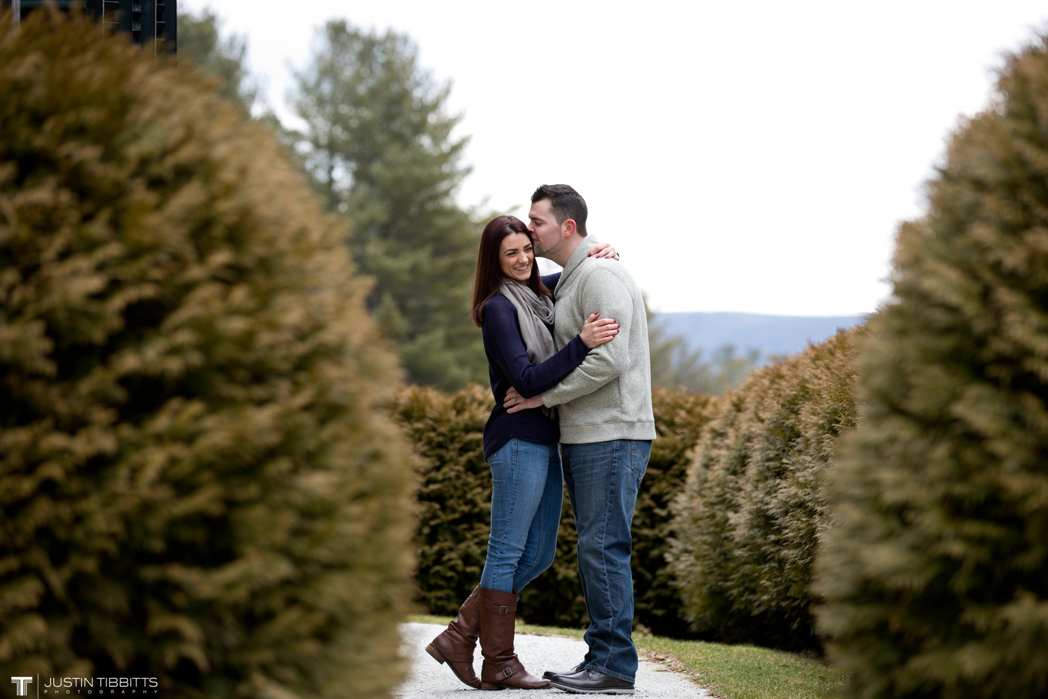 Lauren and Jordan's Engagement Photos at The Mount, Lenox,MA_0010