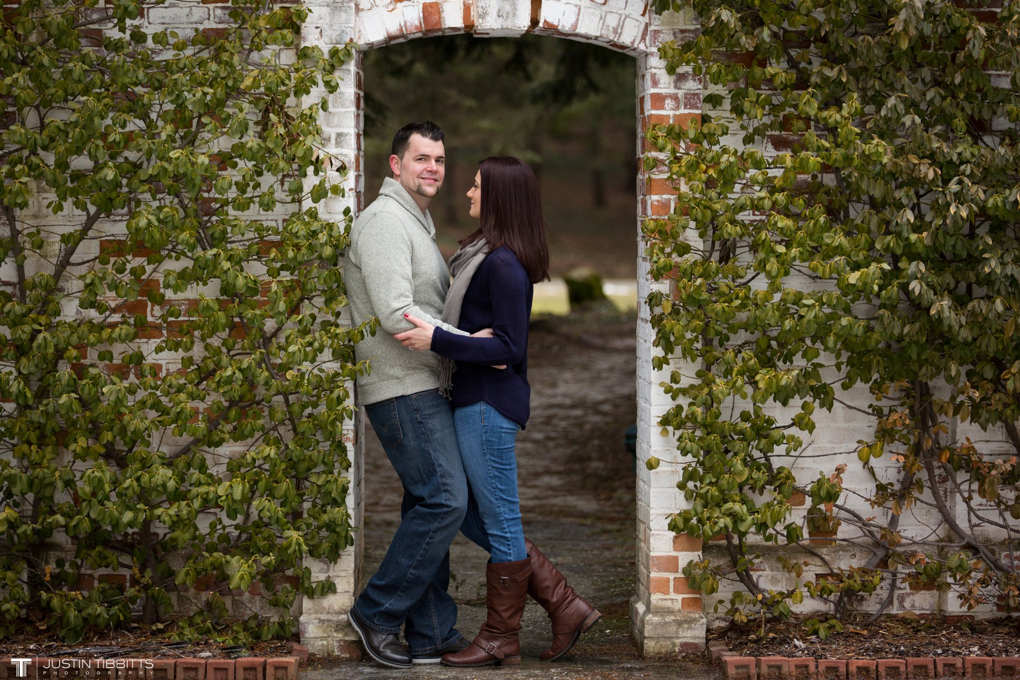 Lauren and Jordan's Engagement Photos at The Mount, Lenox,MA_0012