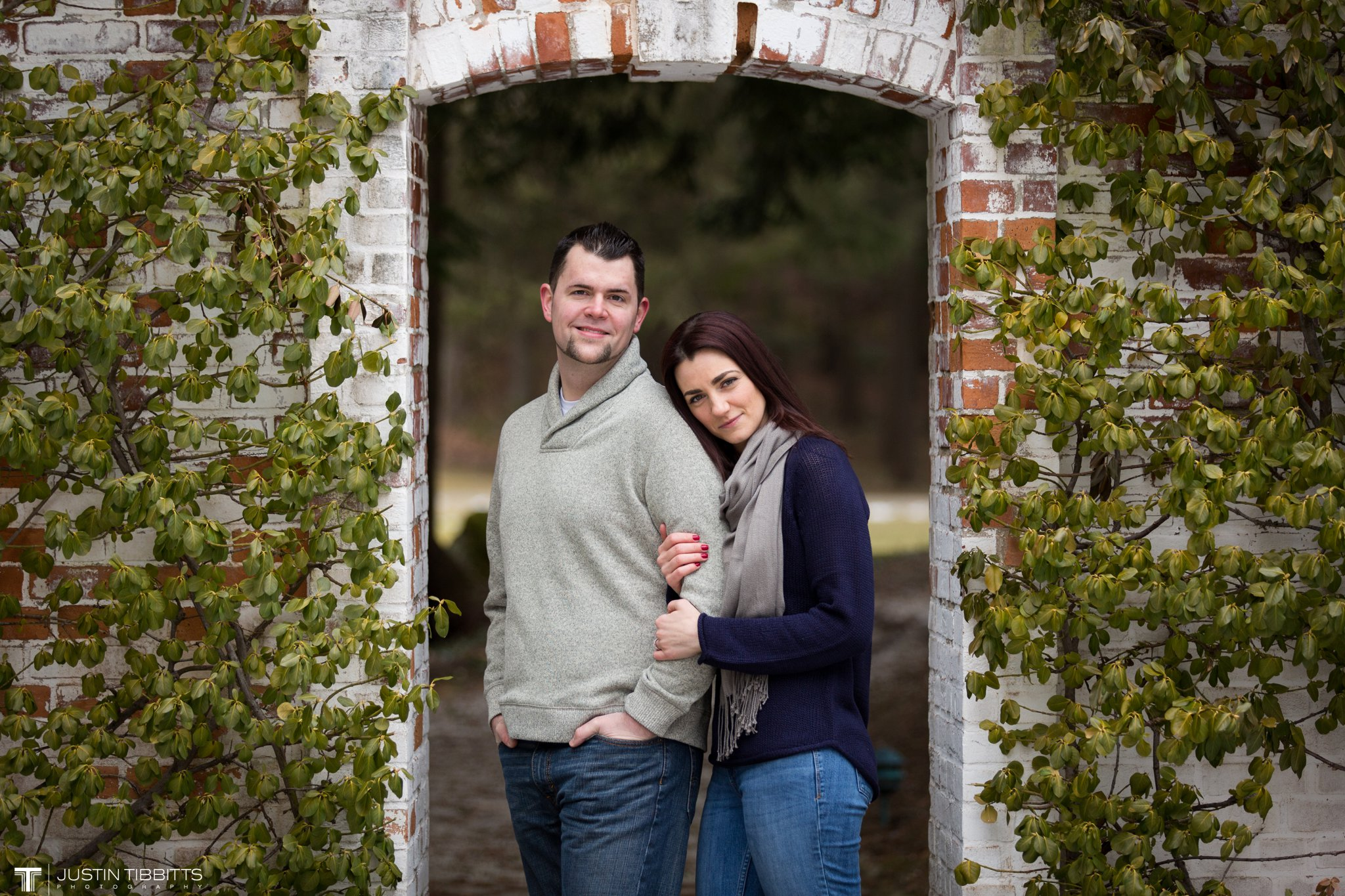 Lauren and Jordan's Engagement Photos at The Mount, Lenox,MA_0014