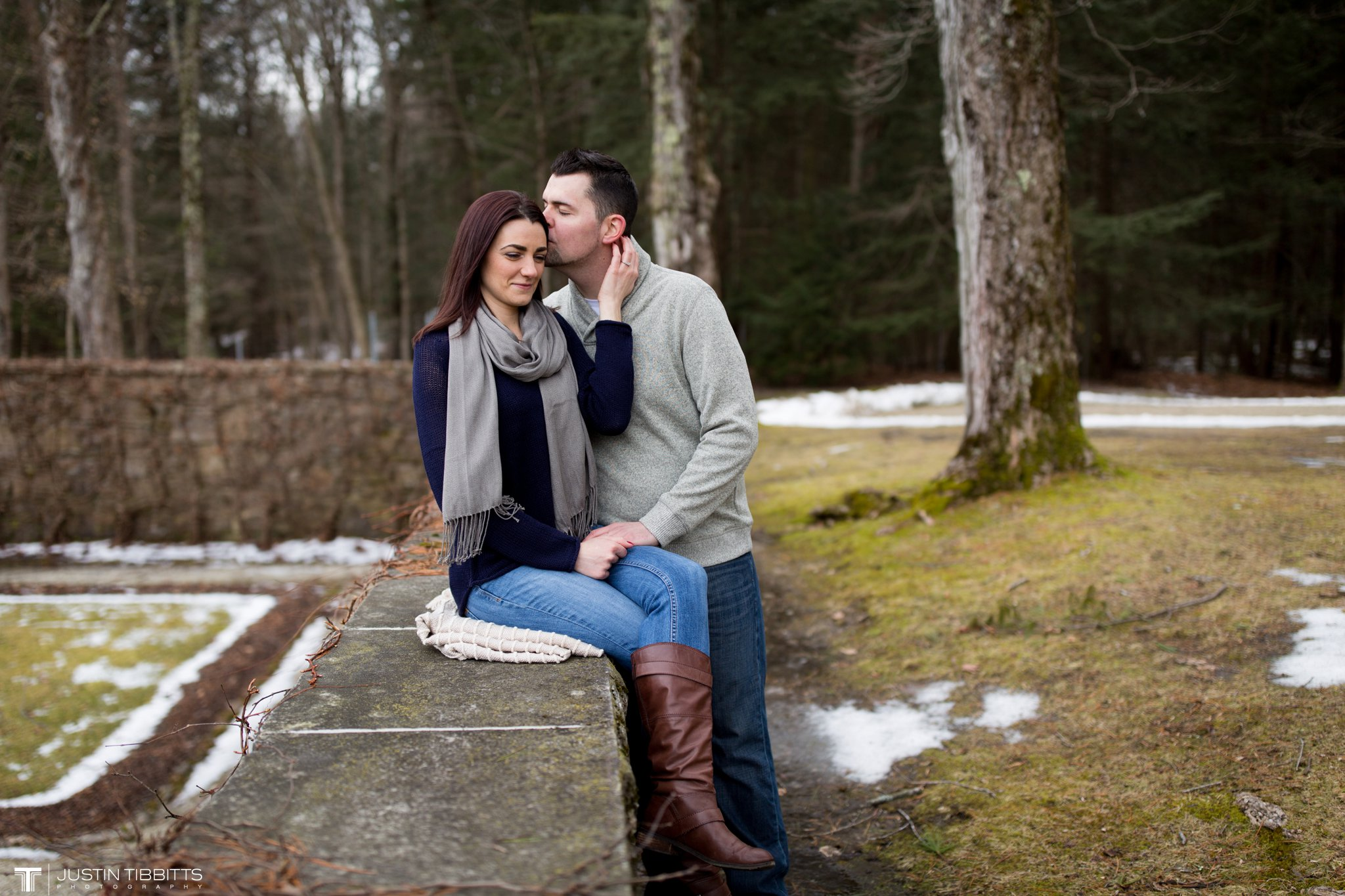 Lauren and Jordan's Engagement Photos at The Mount, Lenox,MA_0021