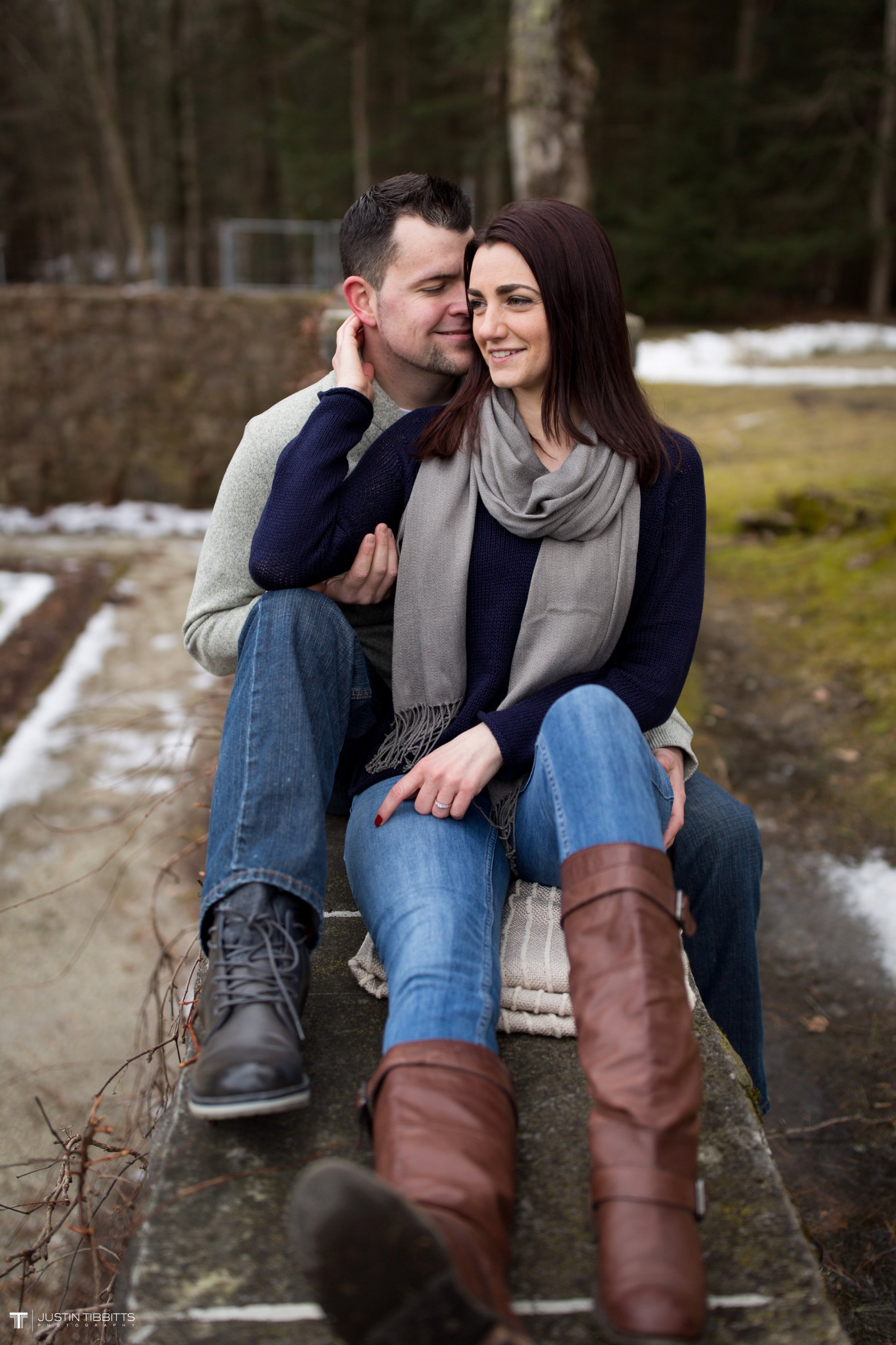 Lauren and Jordan's Engagement Photos at The Mount, Lenox,MA_0022