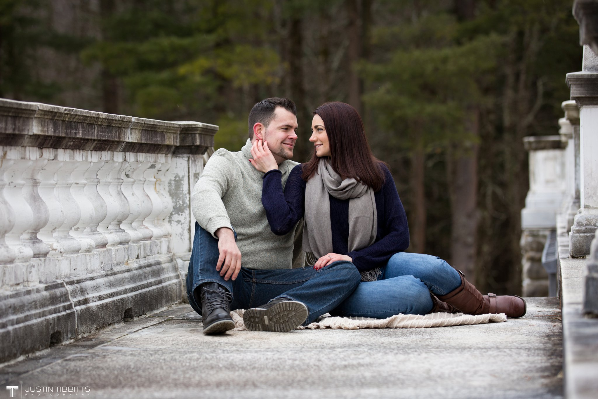 Lauren and Jordan's Engagement Photos at The Mount, Lenox,MA_0025