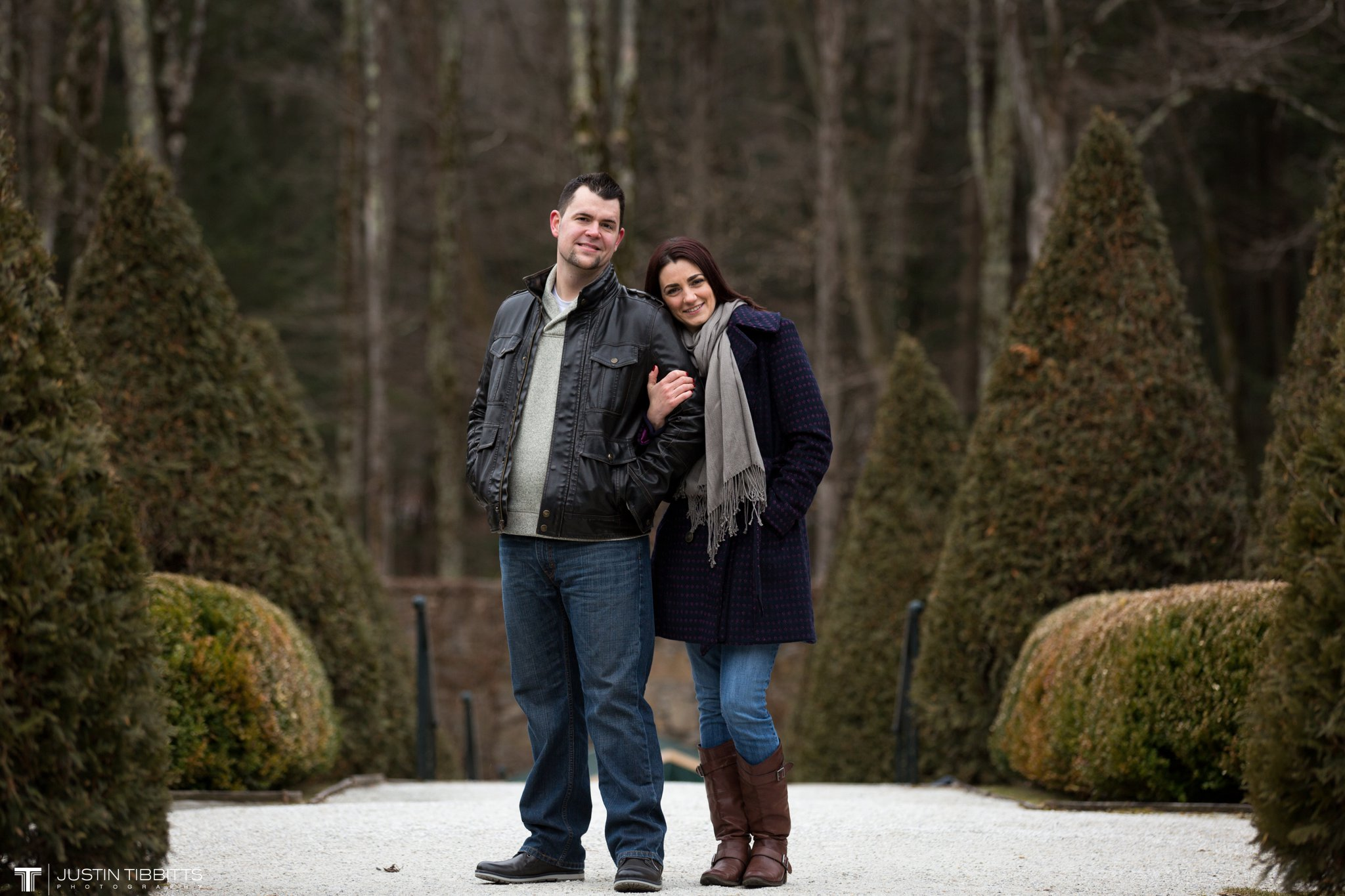 Lauren and Jordan's Engagement Photos at The Mount, Lenox,MA_0029