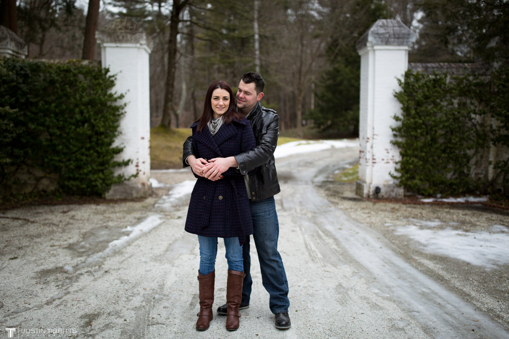 Lauren and Jordan's Engagement Photos at The Mount, Lenox,MA_0030