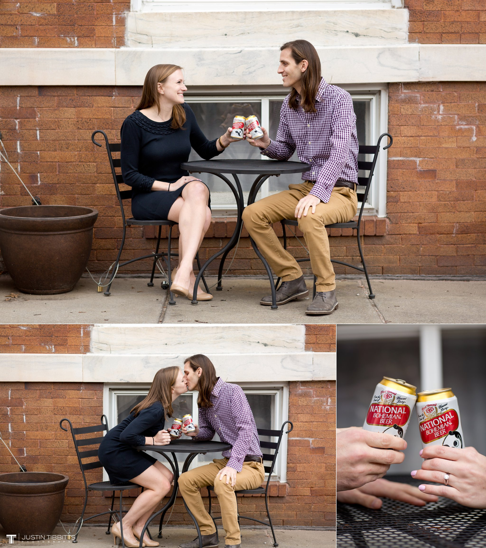 Baltimore Engagement Photos with Lauren and Dustin_0015
