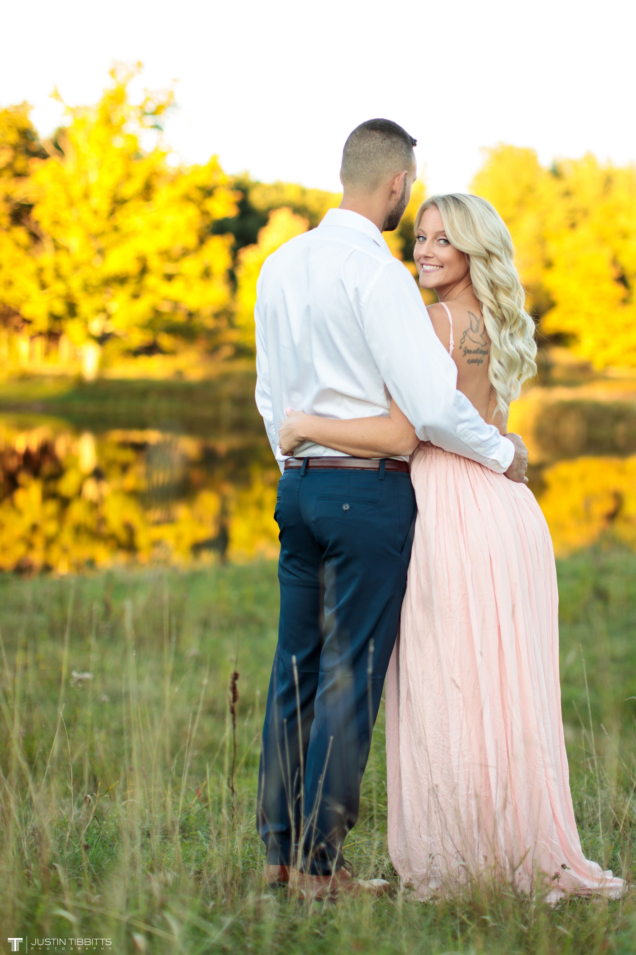 Colgate Lake Engagement Photos with Kayla and Michael by Justin Tibbitts Photography_0027